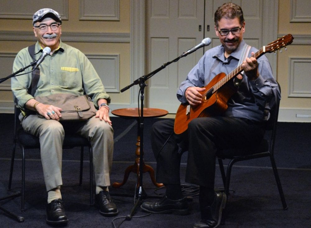 The Poet Laureate Joins an AFC Workshop on Corridos
