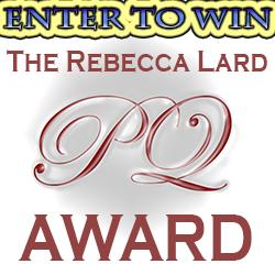 Enter to Win the Rebecca lard Award